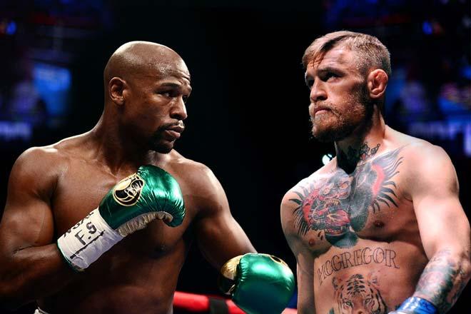 Mayweather – McGregor đấu tỷ đô: Đá một cú là mất 900 tỷ đồng - 1