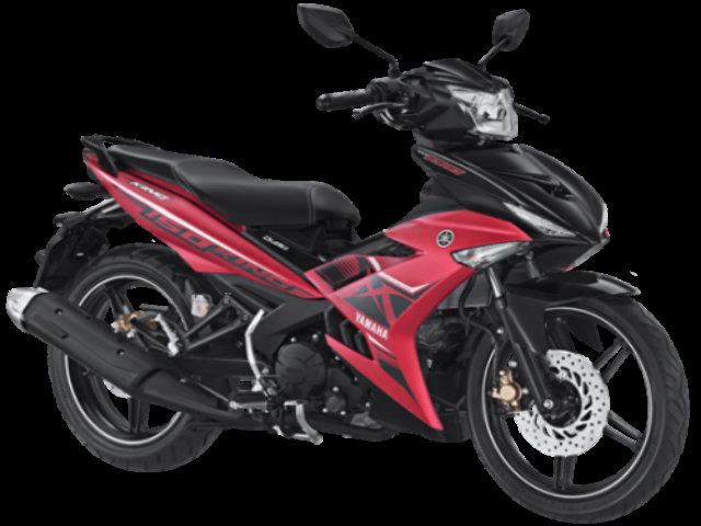 Yamaha Exciter 150 thêm màu mới, giá không đổi