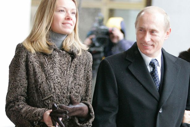 Ông Putin lần đầu thừa nhận có cháu ngoại - 2