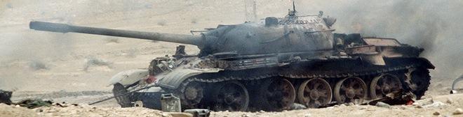Chiến tranh vùng Vịnh: Trận tăng kinh hoàng với quân Iraq - 1