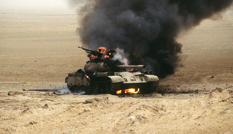Chiến tranh vùng Vịnh: Trận tăng kinh hoàng với quân Iraq - 5