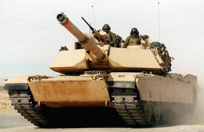 Chiến tranh vùng Vịnh: Trận tăng kinh hoàng với quân Iraq - 7