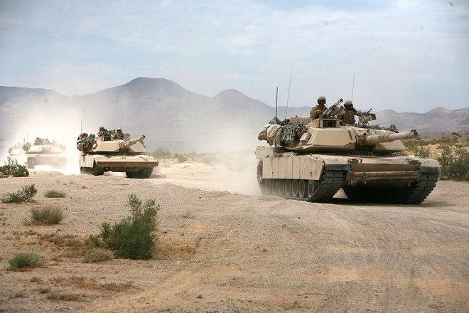 Chiến tranh vùng Vịnh: Trận tăng kinh hoàng với quân Iraq - 4