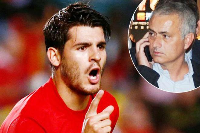 MU–Mourinho mua Morata 180 triệu bảng: Nỗi khổ của nhà giàu - 1