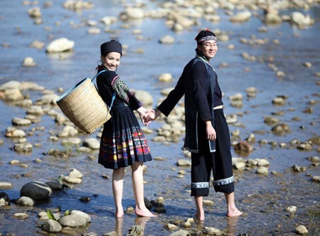 Người yêu tin đồn Noo Phước Thịnh hóa mỹ nữ vùng cao - 9