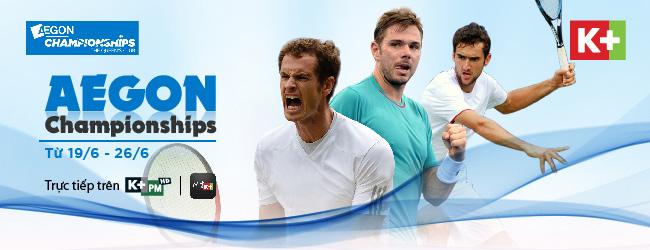Gerry Weber Open: Sàn diễn của Roger Federer? - 2