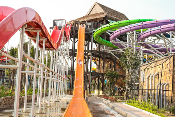 """""""Hè mát rượi"""" ở công viên nước lớn nhất Đông Nam Á - 6"""