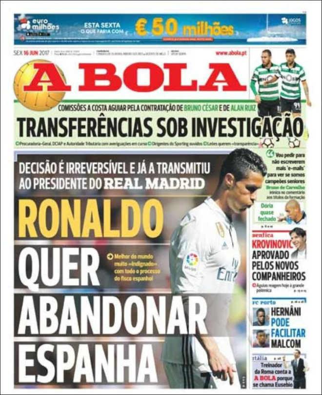 Nóng: Ronaldo bất ngờ muốn rời Real Madrid, giá 157 triệu bảng - 1