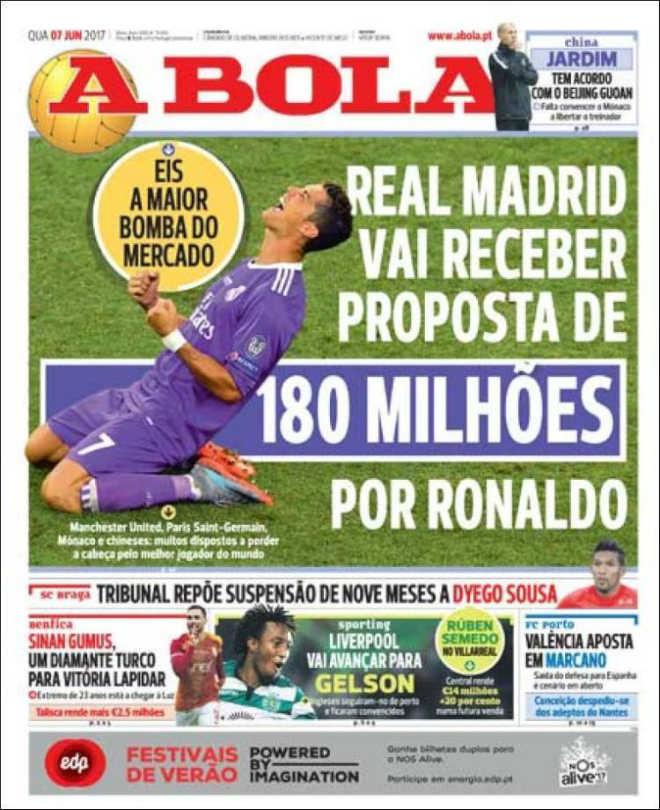 Nóng: Ronaldo bất ngờ muốn rời Real Madrid, giá 157 triệu bảng - 2