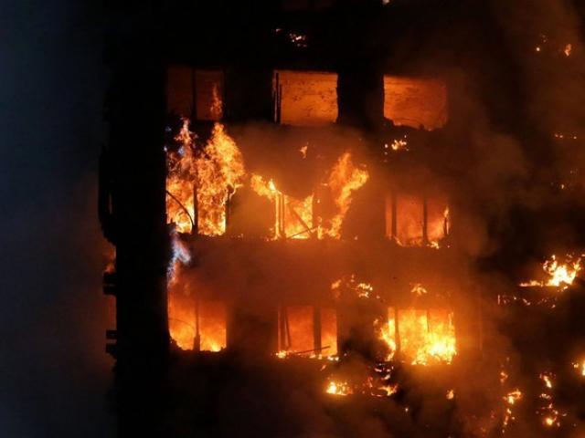 Vụ cháy kinh dị ở Anh: Nhiều nạn nhân không còn dấu vết