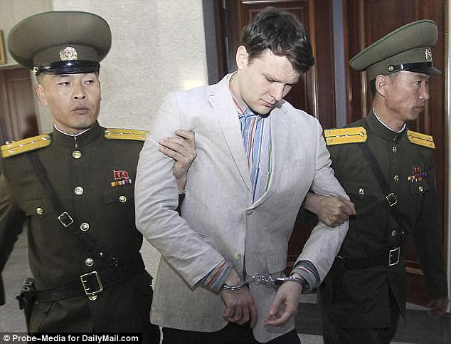 Vụ sinh viên Mỹ mất mô não ở Triều Tiên: Gia đình nói gì? - 1