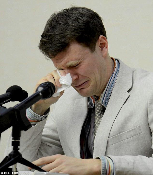 Vụ sinh viên Mỹ mất mô não ở Triều Tiên: Gia đình nói gì? - 2