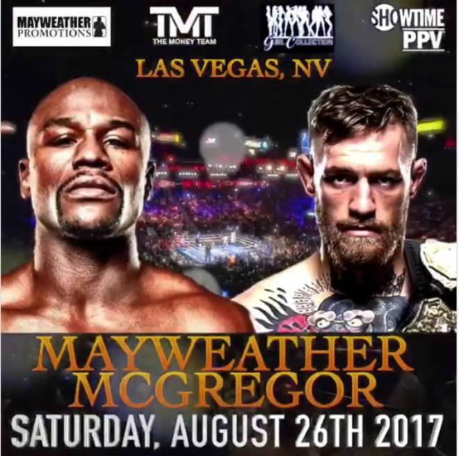 Boxing tỷ đô: Mayweather xỏ găng luyện võ, chờ đấm gục McGregor - ảnh 1