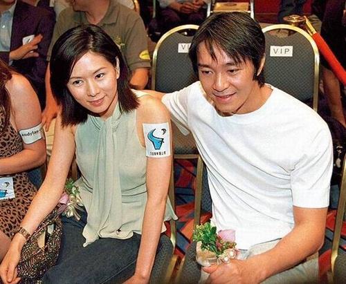 Phận đời 3 chìm 7 nổi của người đẹp duy nhất được Châu Tinh Trì thừa nhận yêu - 6