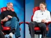 Tài chính - Bất động sản - Steve Jobs & Bill Gates cảm thấy thế nào khi đọc được những lời chê bai mình?