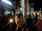An ninh Xã hội - Grabbike và xe ôm truyền thống hỗn chiến, cảnh sát nổ súng trấn áp