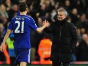 Bóng đá - Chuyển nhượng MU: Matic cân nhắc hội ngộ Mourinho