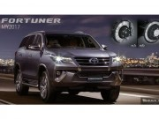 Tư vấn - Toyota Fortuner 2018 thêm nhiều cải tiến