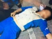 Tin tức trong ngày - Chị lao công bị đánh ngất xỉu sau khi nhắc nhở chuyện đổ rác