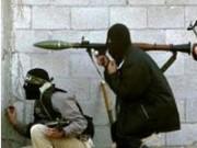 IS dùng súng chống tăng, bom xăng đánh quân Philippines
