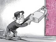 Xả xì chét: Nạn nhân của vụ mất trộm có một không hai