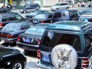 """Tài chính - Bất động sản - Nghệ An: Thanh lý xe công """"giá bèo"""", có xe chỉ bán được 6 triệu đồng"""