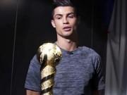 Confederations Cup 2017: Ronaldo vô địch,  knock-out  Messi giành QBV