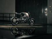 Thế giới xe - Độc đáo Yamaha XSR900 độ Đứa con Thời gian