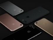 iPhone 7 và iPhone 7 Plus bán  chạy  nhất nước Mỹ trong quý 1