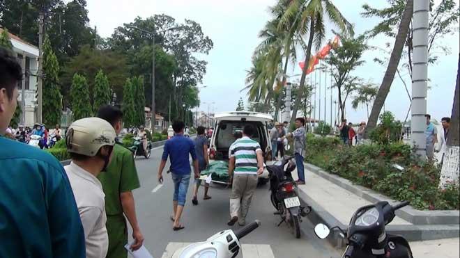 Phát hiện xác người nổi trên mặt nước gần bờ sông Sài Gòn - 1