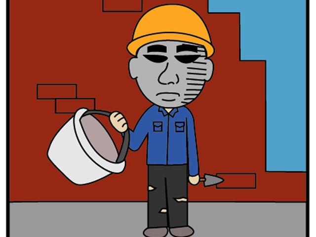 Truyện tranh: Làm thợ hồ là số mệnh rồi!