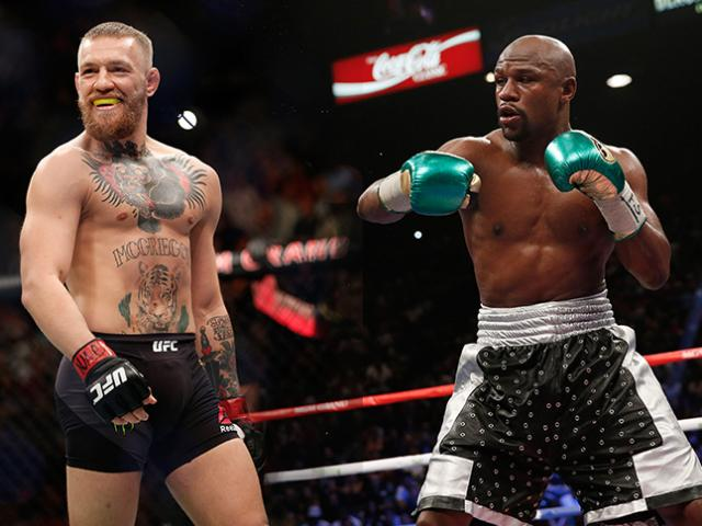 """Boxing tỷ đô: McGregor """"sỉ nhục"""" đấm vào mặt Mayweather - 3"""