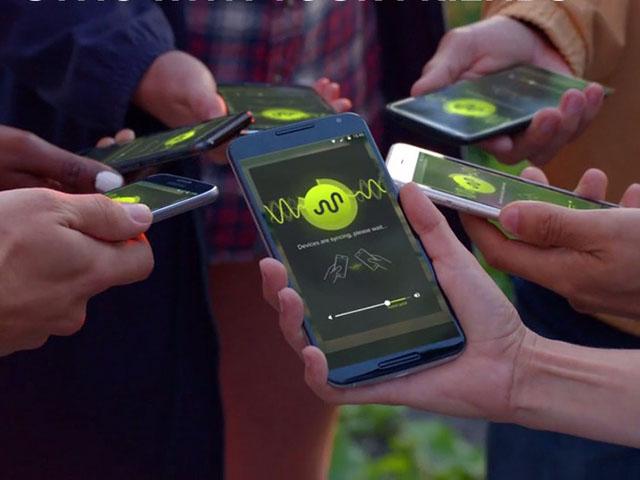 Cách phát nhạc đến nhiều thiết bị iOS và Android cùng lúc