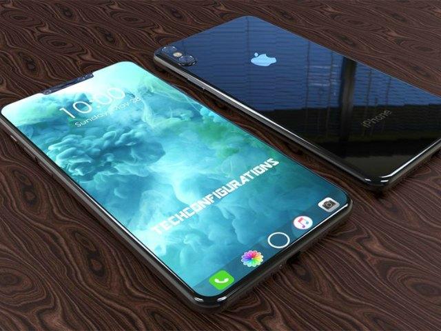 Video concept iPhone 8 hai màn hình đẹp tinh xảo