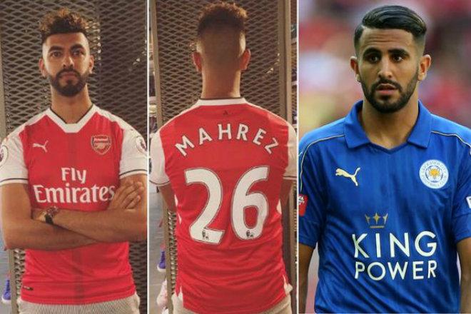 Ngoại hạng Anh mùa giải mới: Joe Hart đấu MU, Mahrez chào Arsenal