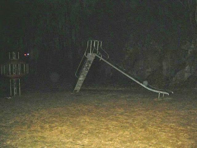 Ám ảnh sân chơi dành cho linh hồn ở Alabama, Mỹ