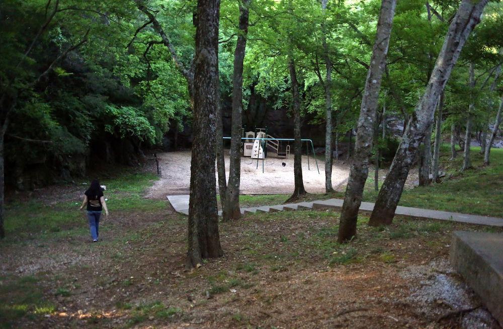 Ám ảnh sân chơi dành cho linh hồn ở Alabama, Mỹ - ảnh 4