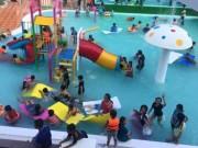 Tin tức trong ngày - Trẻ 9 tuổi chết đuối tại hồ bơi ở Long An