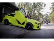 Chevrolet Cruze độ  ' cửa cánh chim '  như Lamborghini