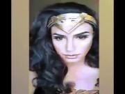 """Màn makeup thành Wonder Woman của thanh niên  """" chuẩn man """""""