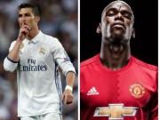 Bóng đá - Ronaldo rời Real: MU phải chi 25 nghìn tỉ VNĐ, gấp 10 lần kỷ lục Pogba