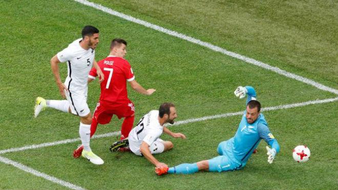 Nga - New Zealand: Tưng bừng ngày mở hội (Confed Cup 2017) - 2
