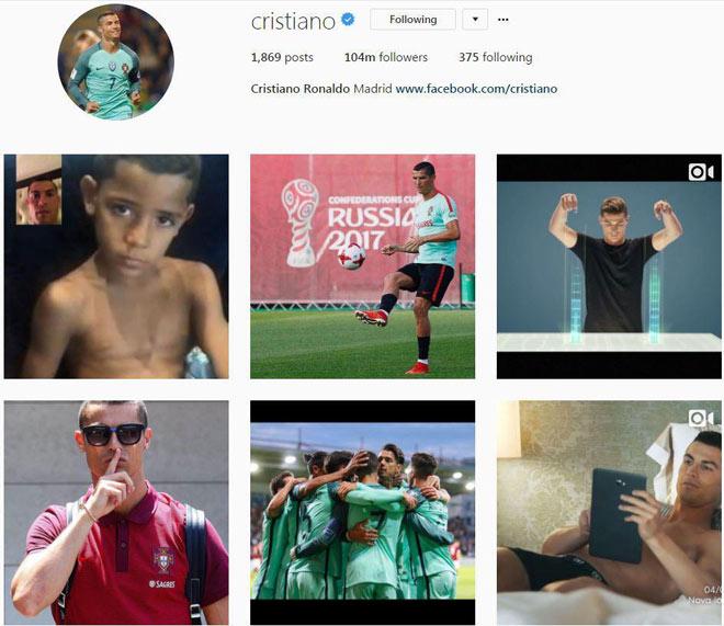 Giữa tin đồn rời Real, Ronaldo hành động lạ chưa từng thấy