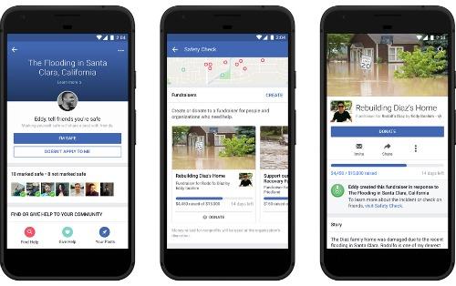 Facebook cập nhật tính năng kiểm tra an toàn - 1