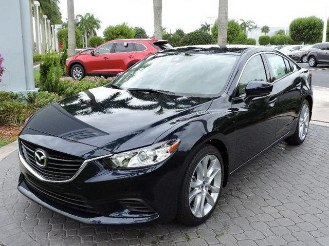 Theo chân CX-5, Mazda 6 tiếp tục giảm giá