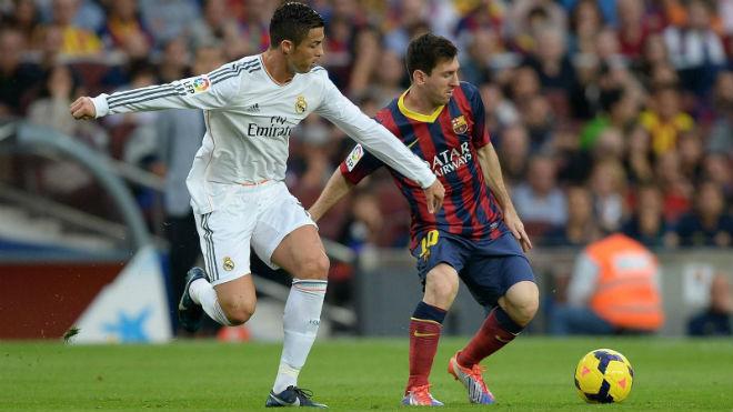 Điên rồ: Messi bỏ Barca, đấu Ronaldo ở derby Manchester - 3
