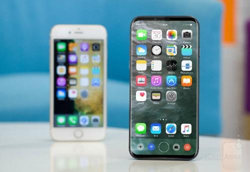 iPhone 8 và công nghệ máy quét dấu vân tay trong tương lai - 2