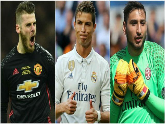 De Gea đọ tài 4 siêu thủ môn: Không hay nhất vẫn đắt giá nhất - 3