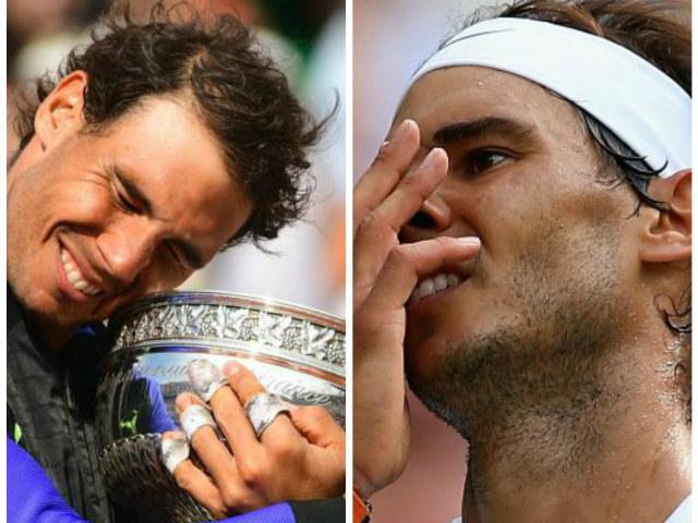 """Nadal vô địch Roland Garros: Cẩn thận """"vận đen"""" Wimbledon"""
