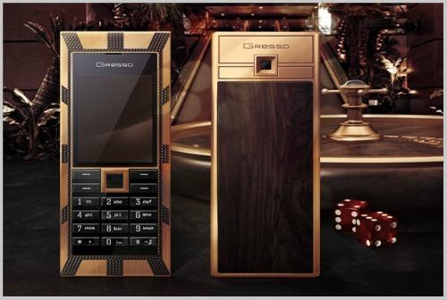 Top 10 smartphone đính kim cương, mạ vàng đắt đỏ nhất hành tinh - 10